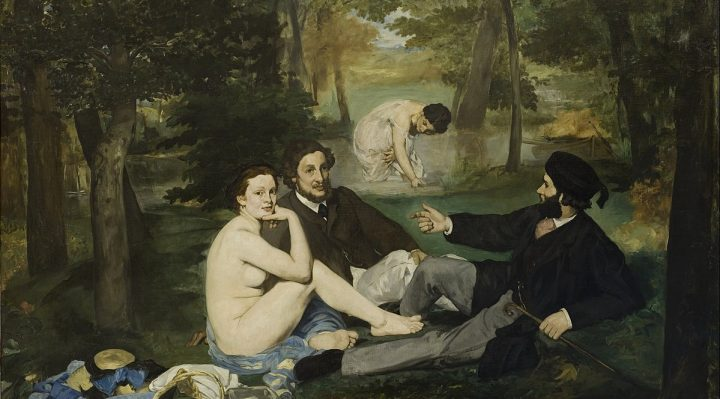 Edouard Manet   Luncheon on the Grass   Google Art Project